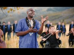 """Video: Alex Boye Sings """"The Lord's Prayer"""" in Swahili with BYU's Men's Chorus 