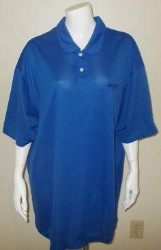 759de95a79026b Details about NEW Men s Size L NIKE Golf Dri fit Short Sleeve Poly Blend  Polo Shirt