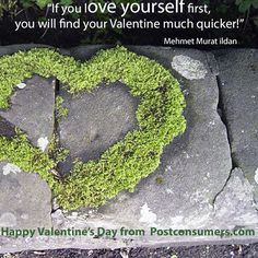 Favorite Valentine Quotes: Love Yourself First