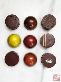 Nuubia Chocolates in San Francisco