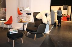 Deze heerlijke stoel MOET ik hebben:) - Gezien bij #DesignDistrict 2014