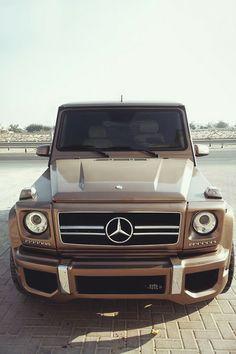 auerr: Mercedes-Benz G55 AMG