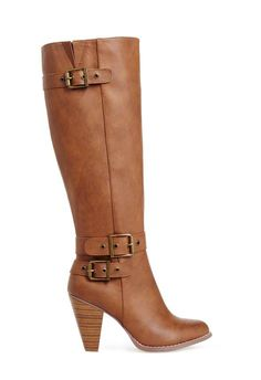 We've found a boot for that in-between season Jadyss will transition you perfectly into fall.  l  JustFab