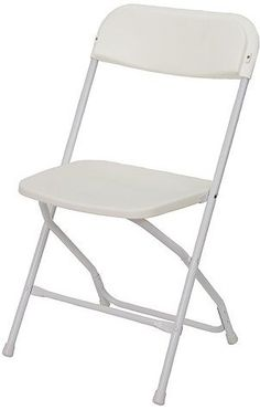 10 Piece Plastic Folding Chair Package- White  http://www.mytimehome.com/10-piece-plastic-folding-chair-package-white/