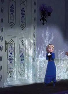 The Enchanted Tree: Elsa's Door Paper Craft Tutorial (Frozen Inspired)