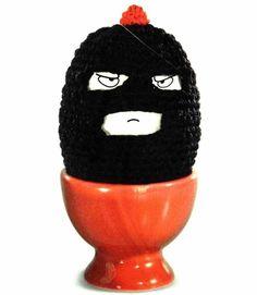 Fancy - Terrorist Egg Cosy