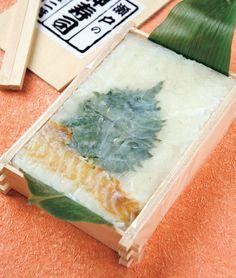 瀬戸の押寿司(駅弁)