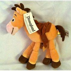 7 Bullseye Toy Story Plush Horse by Disney @ niftywarehouse.com
