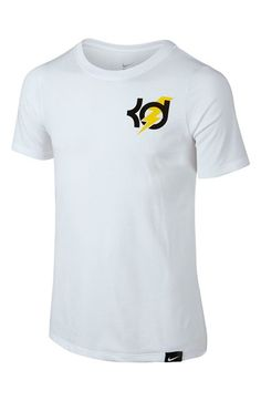 Nike Dry (Durant) Men's T-Shirts White