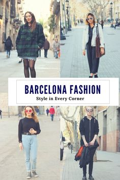 Most stylish fashionistas show their looks in barcelona. Streetstyle Outfits in most fashion concious city of spain.  indie style, biker outfit, grunge look, hippie, boyfriend jacket, girly rock, extraordinary, casual, romantic, chic, sweet looks, spring, fall, summer, bomber