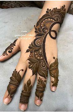 Henna Hand Designs, Dulhan Mehndi Designs, Mehndi Designs Finger, Modern Henna Designs, Floral Henna Designs, Mehndi Designs Book, Mehndi Designs 2018, Stylish Mehndi Designs, Mehndi Designs For Beginners