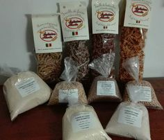 Azienda Alturetta...pasta di legumi dalla Toscana...
