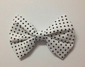 Dot to Dot Bow (size small)