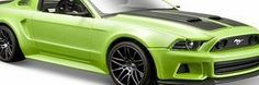 Tobar 1:24 Scale 2014 Ford Mustang GT (Green) Model of the 2014 Ford Mustang GT made from diecast metal and finished with an electrostatic paint coating. This 1:24 scale replica of the American muscle car is extremel (Barcode EAN = 0782361167393) http://www.comparestoreprices.co.uk/december-2016-week-1/tobar-124-scale-2014-ford-mustang-gt-green-.asp