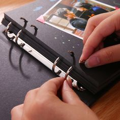 10 polegada ParisTower encadernação Diy álbuns De Fotos álbum De Fotografia crianças foto Handmade Scrapbooking bebê