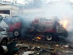 Seven killed in Mexico gas explosion
