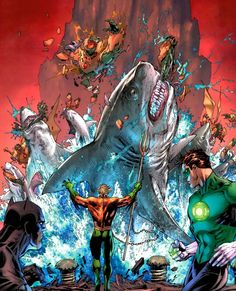 AQUAMAN Will Get New 52 Animated Origin Movie. It's About Time! | moviepilot.com