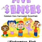 "This thematic unit, ""Five Senses,"" offers cross-curricular support with strategic activities in language arts, music, math, science, writing and ar..."