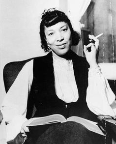 Rare Pic: The Brilliant Zora Neal Hurston
