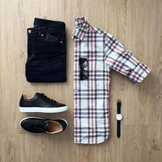 """""""Black and White sneakers go a long way in any outfit : featuring Stylish Mens Outfits, Casual Outfits, Men Casual, Fashion Outfits, Summer Outfits, Fashion Models, Mens Fashion, Fashion Trends, Black And White Sneakers"""