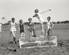 Golf sobre hielo