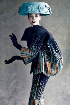 Photographer Patrick Demarchelier has enlisted some of the world's most beautiful women - from Gisele Bundchen and Charlize Theron, to Karlie Kloss and Sasha Pivovarova - to model Christian Dior Haute Couture's most stunning creations for a new book entitled Dior Couture Patrick Demarchelier.