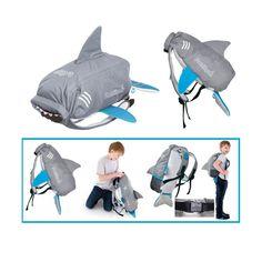 Paddlepak Large Finn Requin Gris - Taille : TU