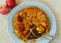 From Savvy Little Sparrow - tarte tatin made with self-picked Gala apples Apples, Blog, Tarte Tatin, Blogging, Apple