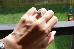 Michael B 3-sided e-ring and matching band