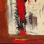 Michael Nisperos - Open The Door - Close-Up Detail