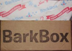 CHRISTMAS BARKBOX 2014