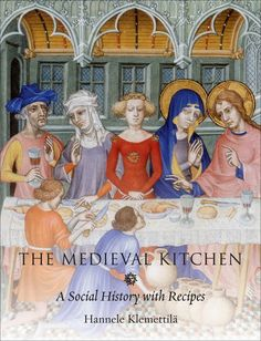 By Hannele Klemettilä We don't usually think of haute cuisine when we think of the Middle Ages. But while the poor did eat a lot of vegetables, porridge, and bread, the medieval palate was far more di