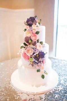 Wedding Cake - Stella Yang Photography