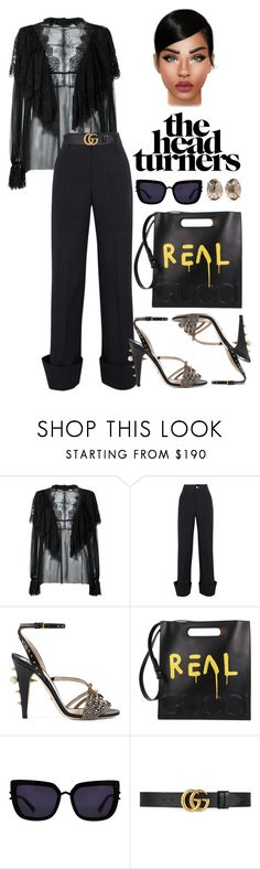 """""""millennial boss"""" by fashion-is-my-passion-14 on Polyvore featuring Dolce&Gabbana, Jacquemus, Gucci, Kendall + Kylie and Melissa Joy Manning"""