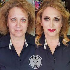 Η ομορφιά είναι δεν είναι δικαίωμα...είναι η φύση μας!!!   Δικαίωμα είναι η απόλυτη εμπειρία απόλαυσης ενός επαγγελματικού μακιγιάζ!  Εσυ; Έκλεισες το δικό σου;   Kalliope Veniou beauty hall + education  ☎️2104818385  #kalliopeveniou #makeuptransformation #makeupexpert #makeupeducator #makeupseminars #beautyhasnoage #beautymakesYOUhappy #beautyhall #makeupdoctor #redlips #perfectbrows #greeneyes #makeupporn #makeupforever #makeupartist