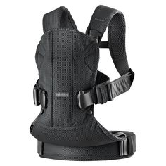 0cd19d3bae3 Baby Bjorn Baby Carrier One Air - Black Mesh