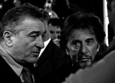 Yup! They're still together. :) Robert de Niro & Al Pacino (Righteous Kill, 2008)
