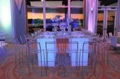 LED Furniture is a great way to make your event pop. Find out what your options are and where you can find LED Furniture for events. Led Furniture, Table Games, Light Table, Event Decor, Light Up, Announcement, Opportunity, Stage, Tables
