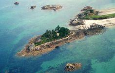 Île Jacobin - Bird's Eye View