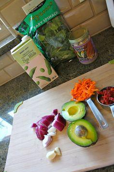 Avocado & Vegetable Blender Soup