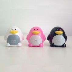 Sacapuntas Pingüino