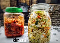 Nikosův rohlík | Kimchi - korejské kvašení