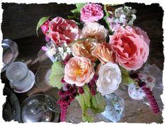 Oude Engelse rozen