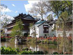 El tiempo se detiene en el Jardín chino de Pairi Daiza