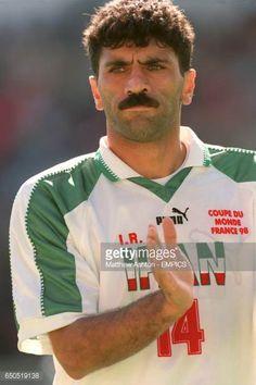 Iran's Nader Mohammadkhani