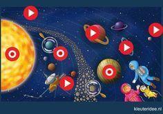 De ruimte. Informatief en leuk! by Tamara Koopmans-Samson