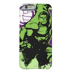 Hulk Incredible Avenger Barely There iPhone 6 Case