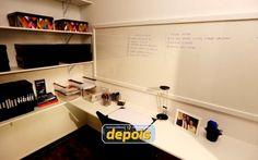 Veja dicas simples para transformar seu home office e confira o antes e depois dessas mudanças. - Santa Ajuda - GNT