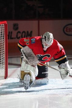 Karri Ramo Pictures - Calgary Flames - ESPN