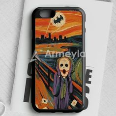 Scream Batman And Joker iPhone 6/6S Case | armeyla.com
